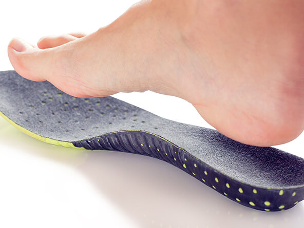 Insoles and Orthotics