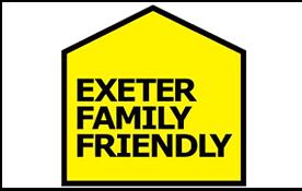 Exeter Family Friendly Logo